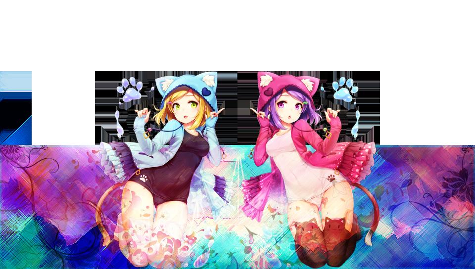 Vita Screen - Kitty Girls School Swimsuit by Maykka