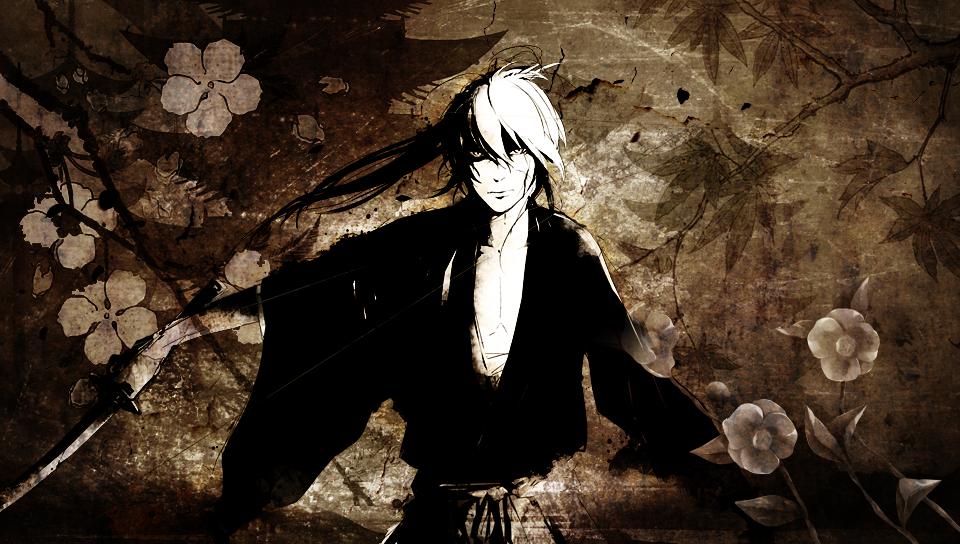 Vita Screen - Kenji SamuraiX by Maykka
