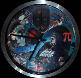 Horloge by Skuig