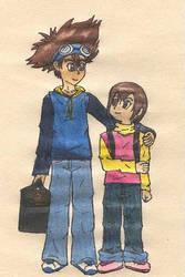 Tai and Kari