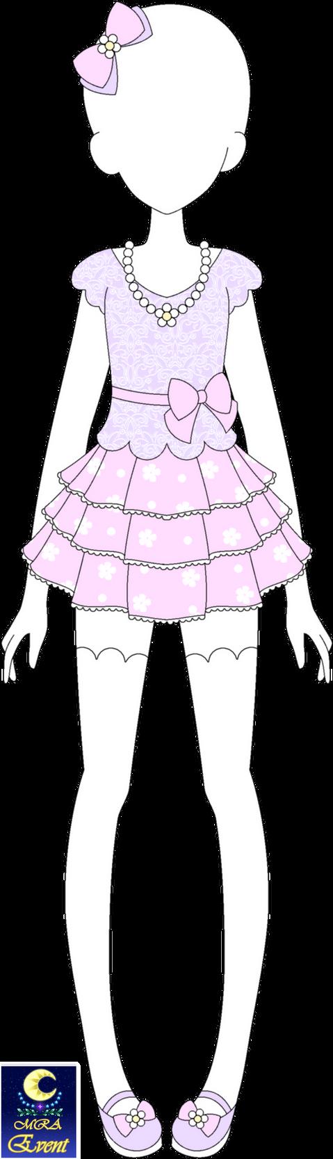 MRA: Fairy Kei Fashion Gauntlet Round 1 by VanillaChama