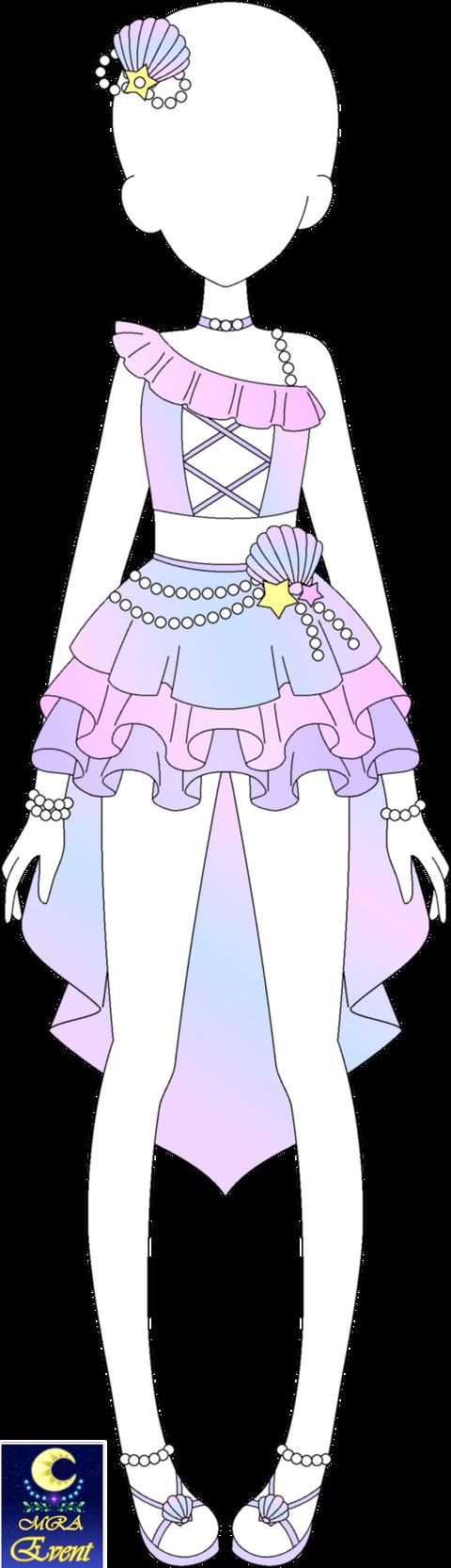 MRA: Fairy Kei Fashion Gauntlet Round 2 by VanillaChama