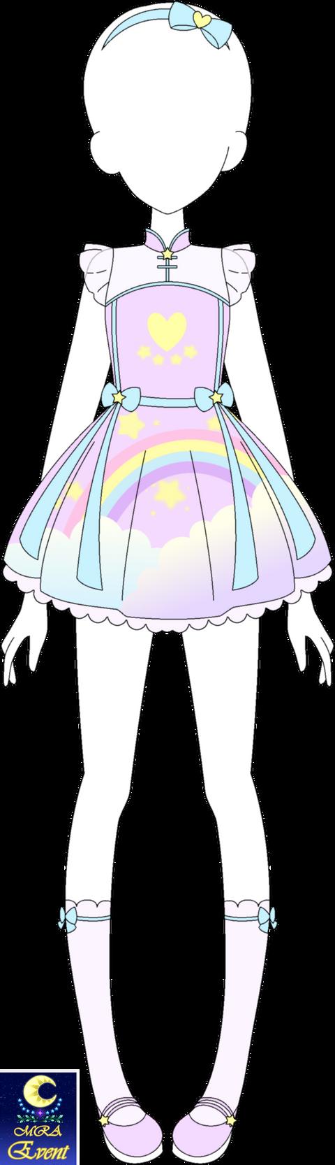 MRA: Fairy Kei Fashion Gauntlet Round 3 by VanillaChama
