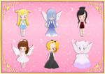 ADOPTABLE: Tiny Girls OPEN (3/6)