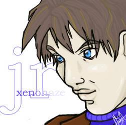jr+xenohaze+my boy-toy by buddha-bag