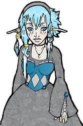 Gloomy Dress 2 by buddha-bag