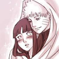 Need warm, Hinata? by nikky93