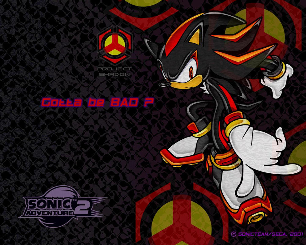 Sonic Adventure 2 Shadow Wallpaper Official By BSS2011