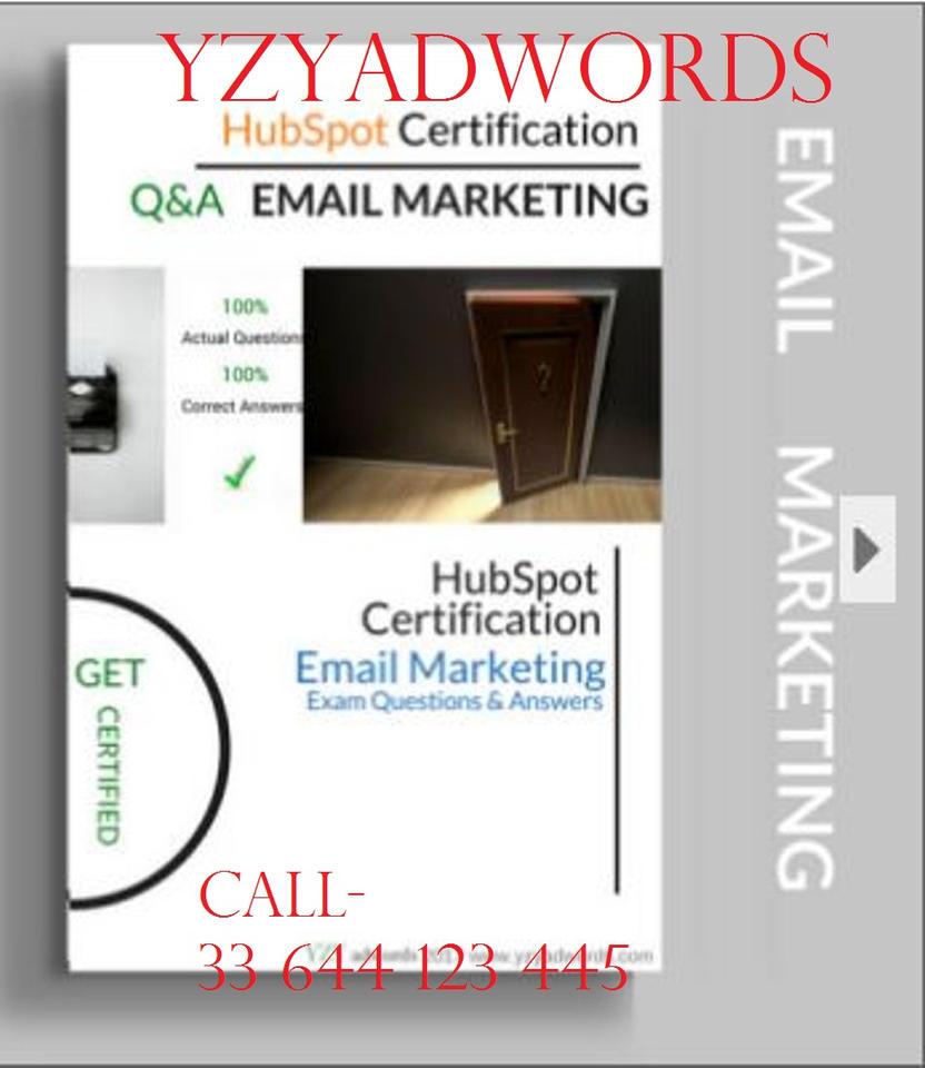 Hubspot Certification Study Guide By Yzyadwords On Deviantart