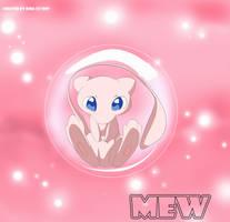 Mew by littlepolka