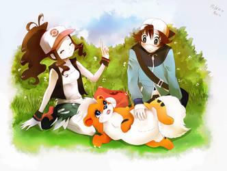a4f598f44f Pokemon favourites by SelyElyDis on DeviantArt