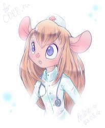 Gadget Nurse by littlepolka
