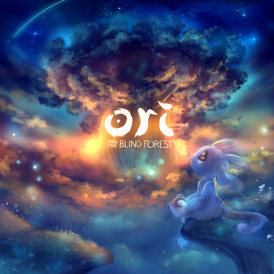 Ori And The Blind Forest By Littlepolka On Deviantart