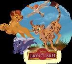 Enter The Lion Guard!