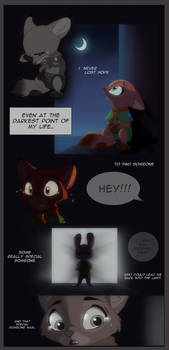 Nick and Judy: Road to Happiness - Page 1