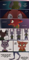 Nick and Judy: Road to Happiness - Page 12