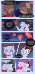 AstroCat comics p4 by littlepolka