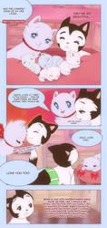 AstroCat comics p9 by littlepolka