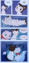 AstroCat comics p10 End by littlepolka