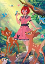 Journey to Bambi world