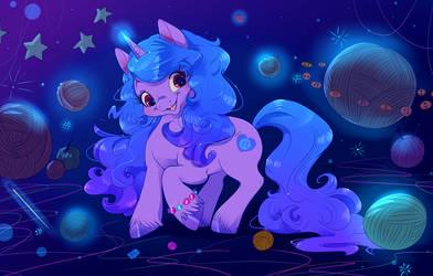 Izzy Cosmic Yarn
