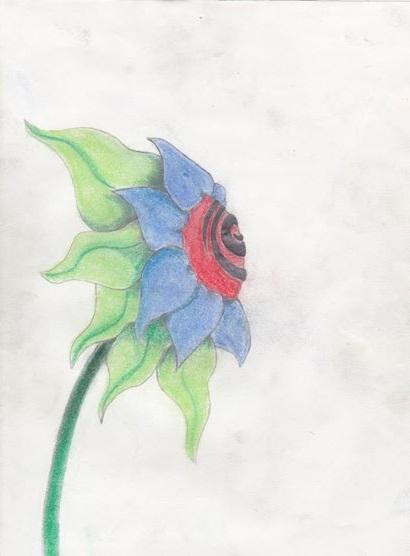 Spiral Flower by c0derzak