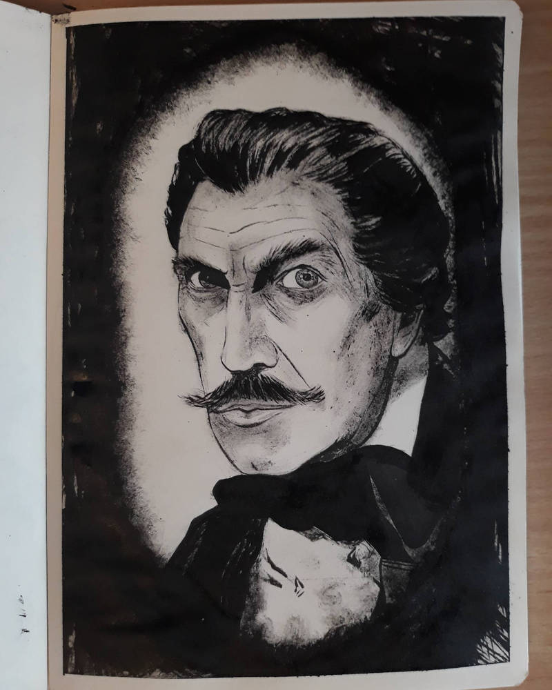 Vincent Price  by JuLaIa