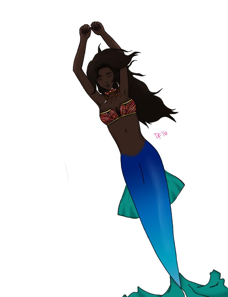 Mermaid by Teh-Skye