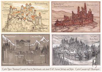 Castle Concepts by Built4ever