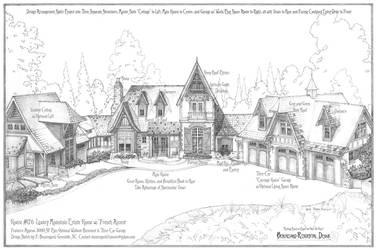 House 176, A Luxury Mountain Estate