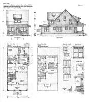 House #302  Craftsman Bungalow by Built4ever