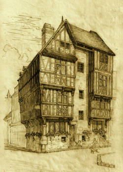 House in Bayeux 2