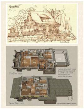 House 302 Craftsman Bungalow