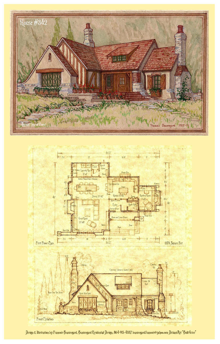 House 342 By Built4ever On Deviantart