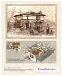 House 309 Portrait and Plan