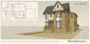 House333A Portrait and Plan