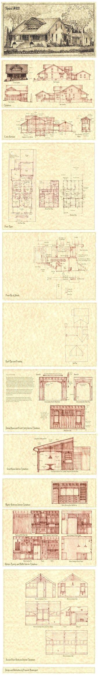 House 321 Plans