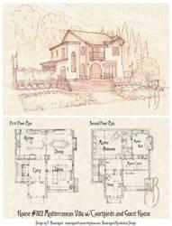 House 312 Mediterranean Villa by Built4ever