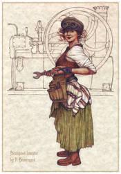 Steampunk Inventor