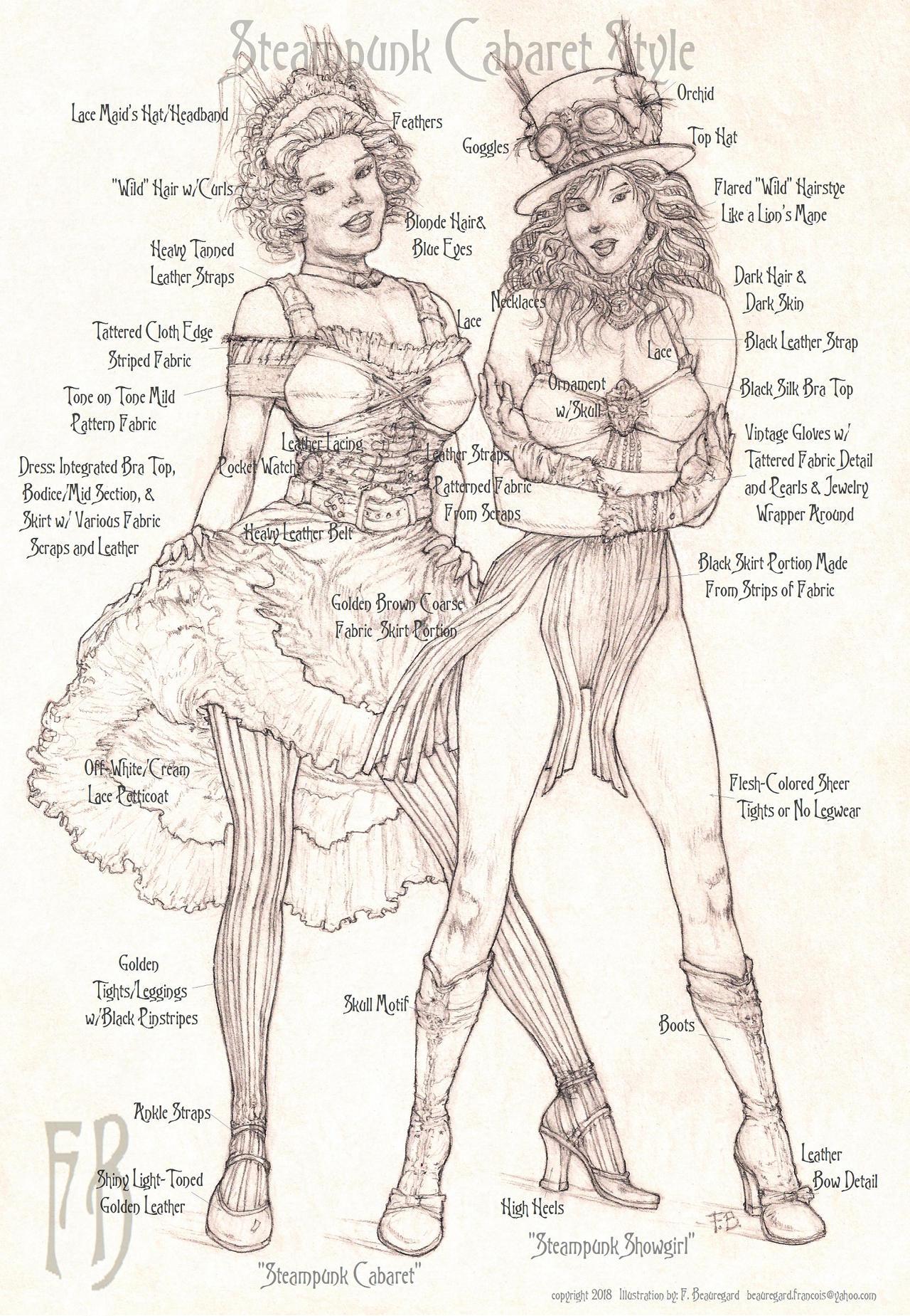 Steampunk Cabaret