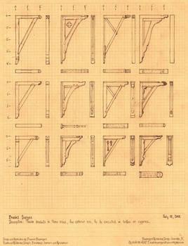 Twelve Bracket Designs