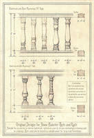 Original Balustrade Designs by Built4ever