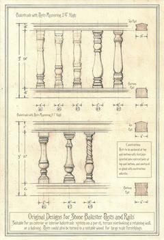 Original Balustrade Designs
