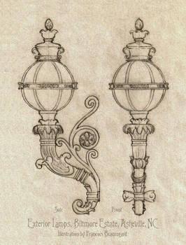Biltmore House Lamps