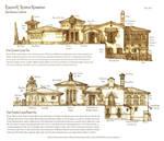 K Residence, Front Elevation Studies