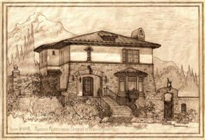 House #309A, A Mountain Mediterranean by Built4ever