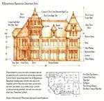 Richardsonian Romanesque Department Store