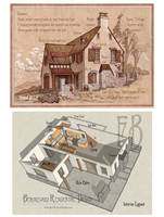 Design Sketch for House #152 by Built4ever