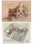 Design Sketch for House #152