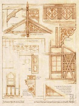 Architectural Details, Exterior